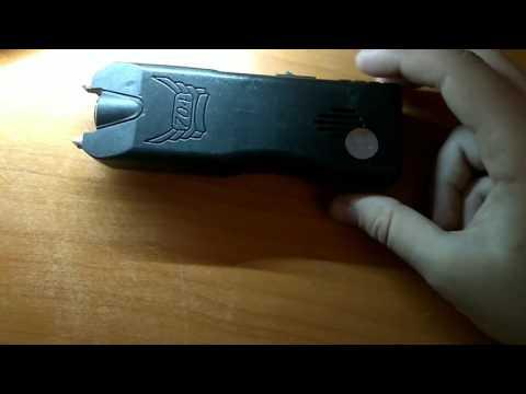 видео: Электрошокер своими руками - это не сложно :)