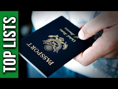 10 Worst Passports For Visa Free Travel