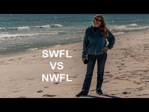 SOUTHWEST FLORIDA VS NORTHWEST FLORIDA