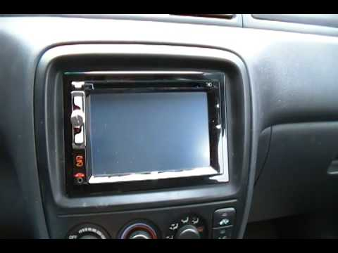 walmart touchscreen 2 din radio youtube. Black Bedroom Furniture Sets. Home Design Ideas