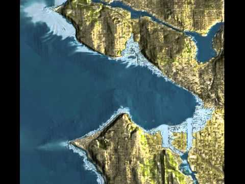 Seattle Fault Earthquake - Seattle Inundation