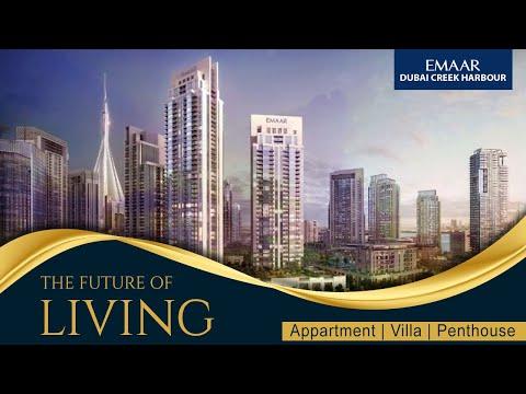 Dubai Creek Harbour By Emaar – Apartments, Villa & Penthouse