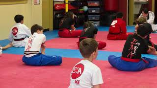 Elite M.A. Center's After-school Martial Arts Program