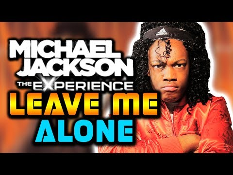 Michael Jackson: The Experience - Leave Me Alone