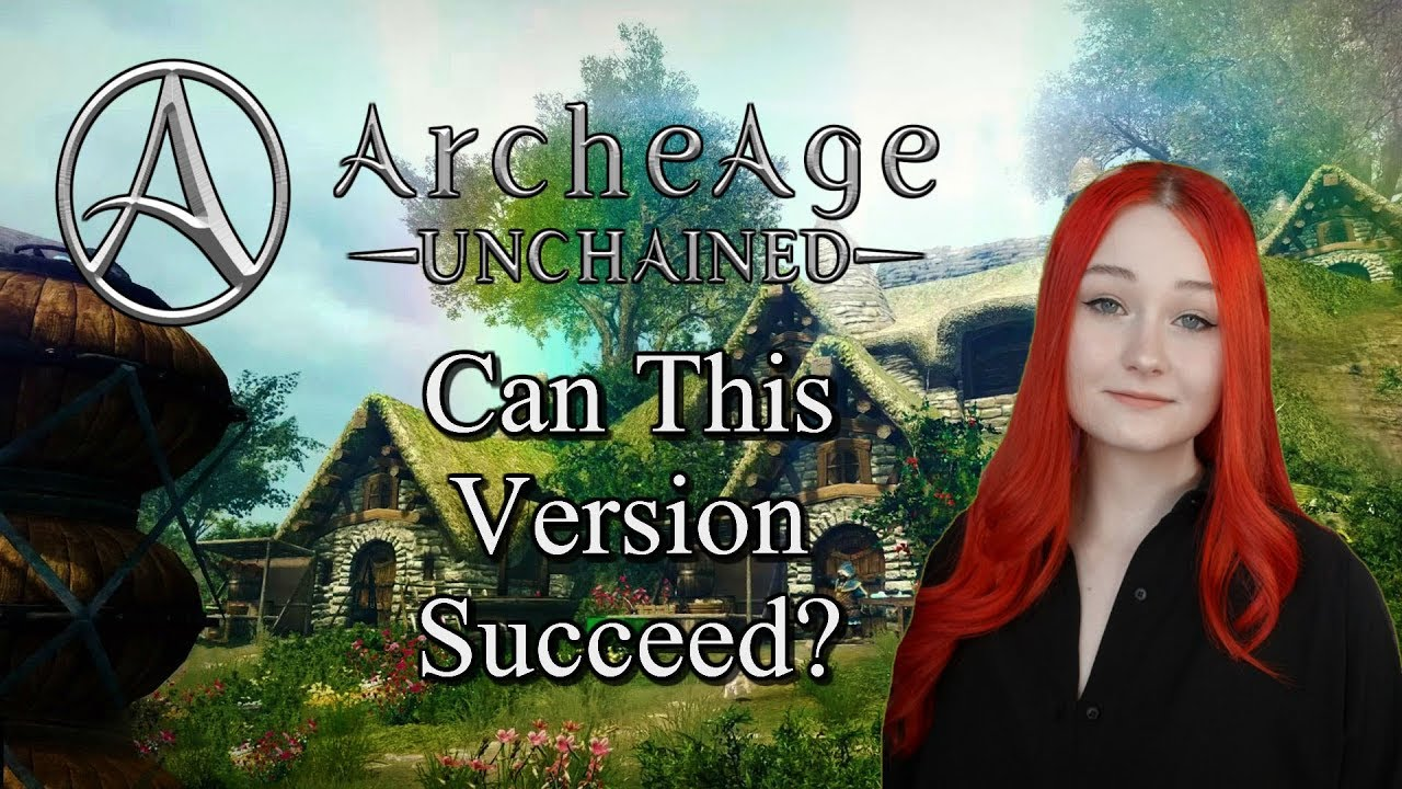 Archeage Review 2020.Archeage Unchained Is The Version Worth Playing Archeage Unchained Review