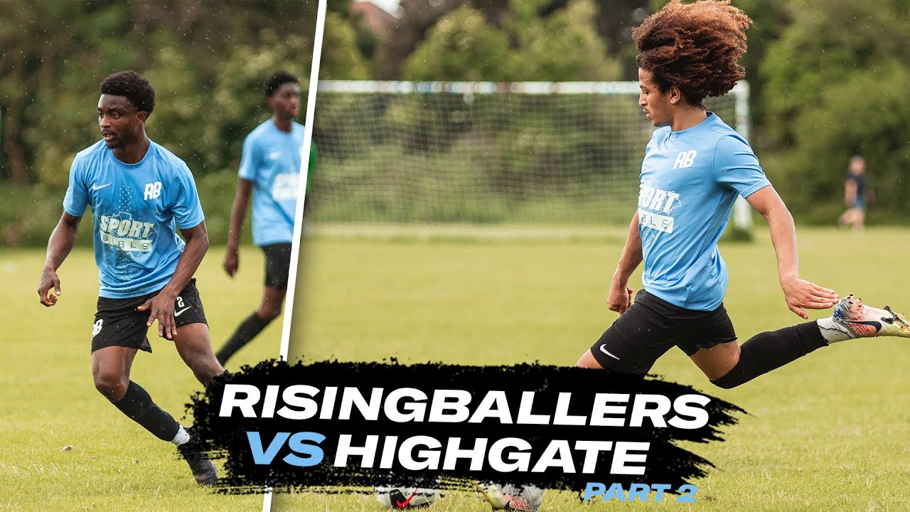 SUSPENDED GAME?  | RISING BALLERS VS HIGHGATE ALBION PT2 | Unsigned Ep 48