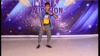 """""""Chal Waha Jate hai"""" IMSTAR Audition Palanpur Jayesh Desai CNo.8057"""