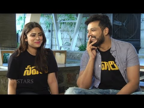 Nandu And Priyanka Sharma Exclusive Interview About Savaari | Super Fun | Manastars