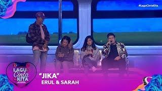 Erul & Sarah - Jika   Lagu Cinta Kita  2019