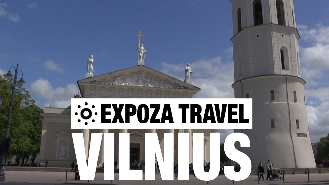 Vilnius (Lithuanian) Vacation Travel Video Guide