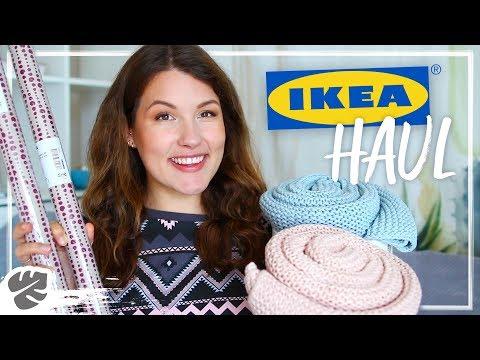 IKEA HAUL #nurwasichbrauche