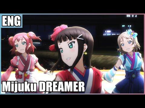⌈9人Chorus⌋ Mijuku DREAMER (Childlike Dreamer) Love Live Sunshine ⌈English Cover⌋
