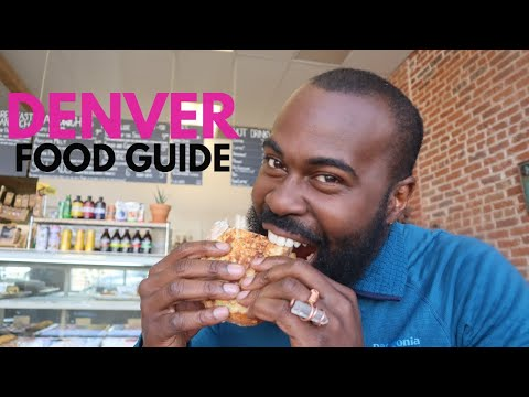 VEGAN and VEGETARIAN Restaurants YOU Should Try While Visiting DENVER