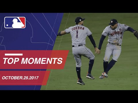 A WS record set, plus nine more moments from Game 2