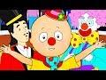 Caillou en Français | Caillou et le Cirque | dessin animé | dessin animé pour bébé | NOUVEAU