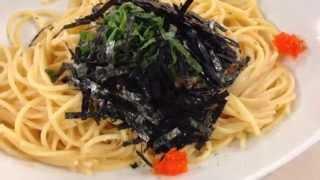 To The Herbs Kitchen : Tarako Spaghetti