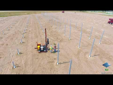 Brooks Alberta Solar Project