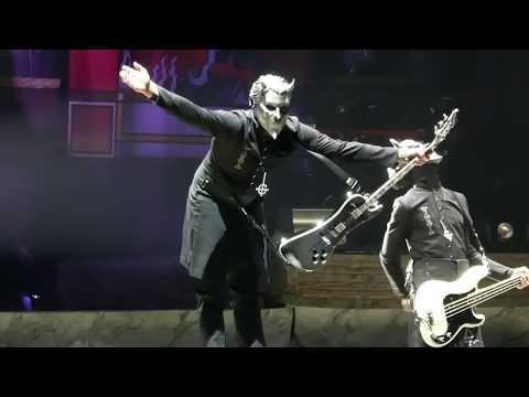 """""""Square Hammer"""" Ghost@Wells Fargo Center Philadelphia 6/4/17"""