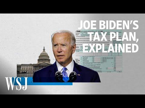 Joe Biden's Ambitious Tax Plan Faces Reality | WSJ