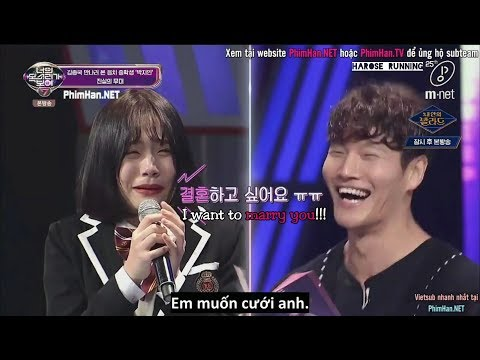 [ENGSUB + VIETSUB] A 16-year-old Girl Want To Get Married With Kim Jong Kook ㅋㅋㅋ