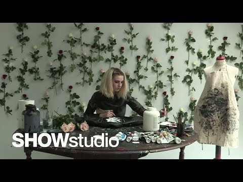 SHOWstudio: Flora - Claire Barrow Uncut Footage Day 1