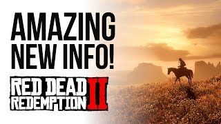 The Red Dead 2 Facts That Will SURPRISE YOU!