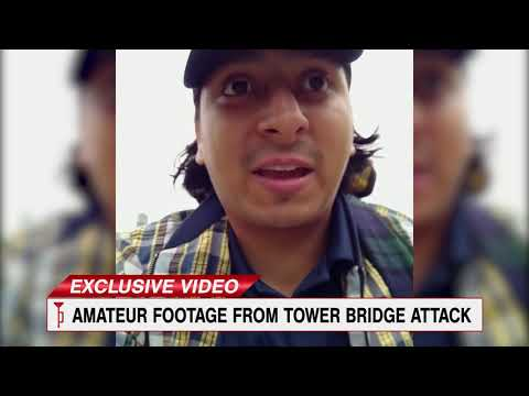 TheDailyBugle.net: EXCLUSIVE Footage From Tower Bridge Attack