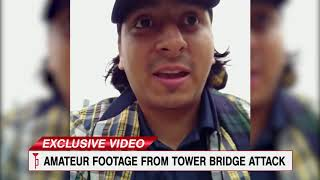 TheDailyBugle.net: EXCLUSIVE Footage From Tower Bridge Attack (DELETED SCENE)
