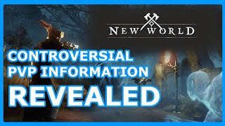NEW WORLD UPDATE PVP CHANGES - Why Exactly Are People Upset! Amazon MMORPG