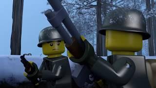 Лего мультик . Война  . ( 1 серия.)