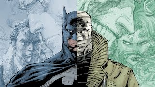 Batman: Hush - Official Graphic Novel Trailer (:15 Version)