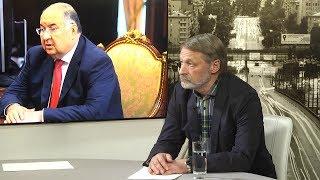Усманов в битве за честь Медведева