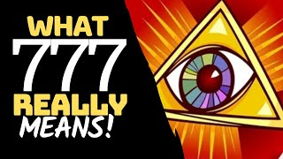 Numerology 777 MEANING: SHOCKING Angel Number 777 Meaning!