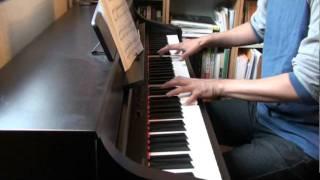 """ピアノ演奏 """"HANA-BI"""" - 久石 譲 Joe Hisaishi -"""