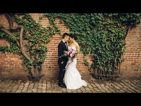 Tiffany & Matthew I Four Seasons Seattle Wedding | Seattle Wedding Videography