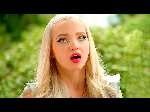 Thumbnail: DESCENDANTS 2 Trailer # 2 (2017) Kids, Disney New Movie HD