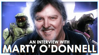 TALKING TO MARTY O'DONNELL ABOUT HALO INFINITE, Activision, the Halo 2 crunch and MUCH MUCH MORE!