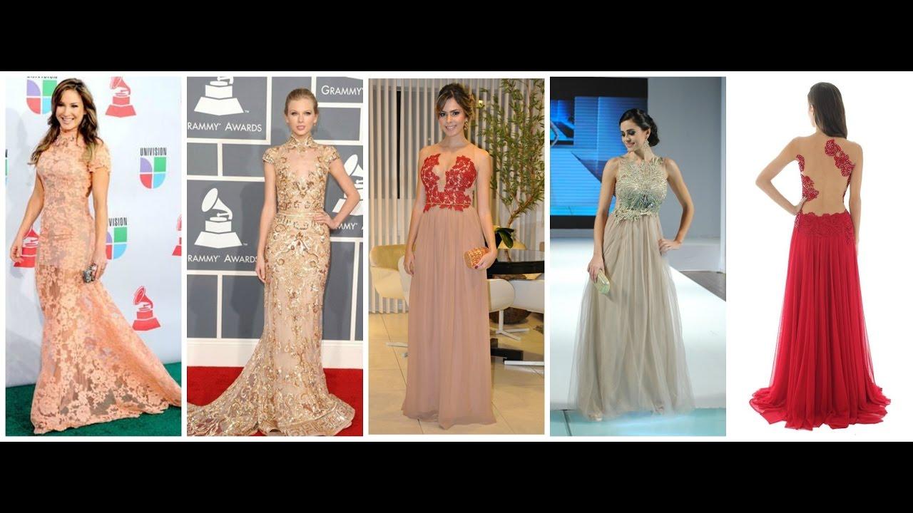 5 Modelos De Vestidos Madrinha De Casamento Longo Para Usar