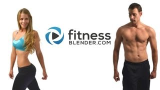 FitnessBlender.com Preview - 100% Free Full Length Workout Videos Online