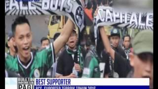 Hebat! Suporter PSS Sleman (BCS) Masuk Daftar Suporter Terbaik Dunia - BIP 12/01