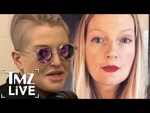 Ozzy Osbourne's Mistress SUES KELLY OSBOURNE (TMZ Live)