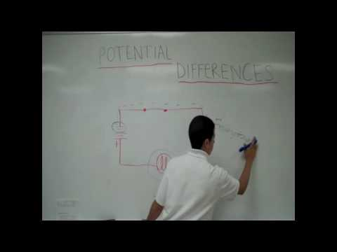 Potential Differences (Voltage) by MST Peter