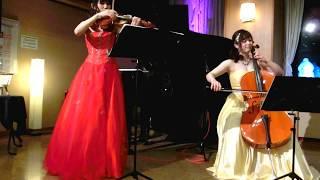 2016年2月7日 横谷温泉にて、ヴァイオリン・チェロ・ピアノの素晴...