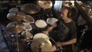 Majastree One Drop - Drums by Reggae Drummer Freddy Poncin