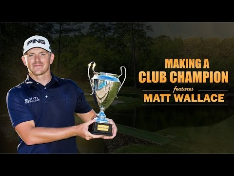 Ep: 2: Matt Wallace's Golf Practice Routines, Drills and Competition Preparation