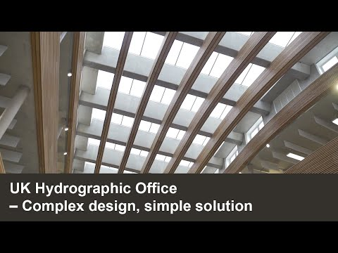 UK Hydrographic Office   Simple solutions for complex designs