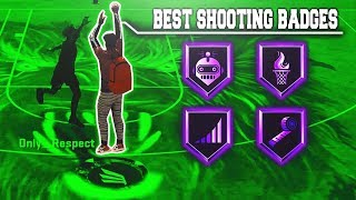 the shooting badges that turned my 2-way slashing playmaker into a pure sharp NBA2K20