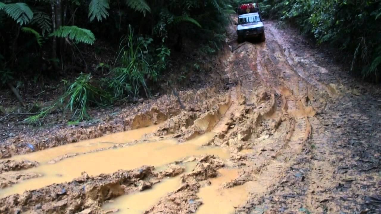 The Hardest Off Road Route In Australia Creb Track Youtube