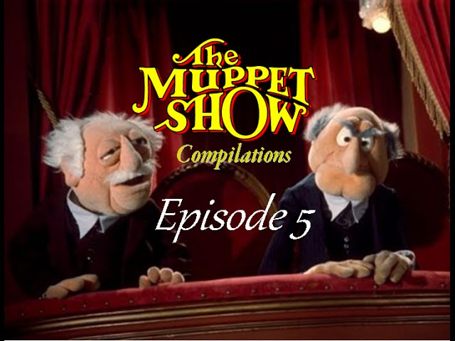 balcony muppets characters The Best Bits From The Original Muppet Show