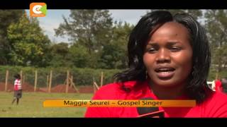 Strength of a Woman: Maggie Seurei